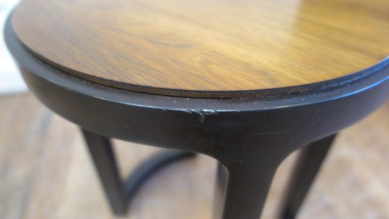 Edward Wormely Dunbar Side Table For Sale 1