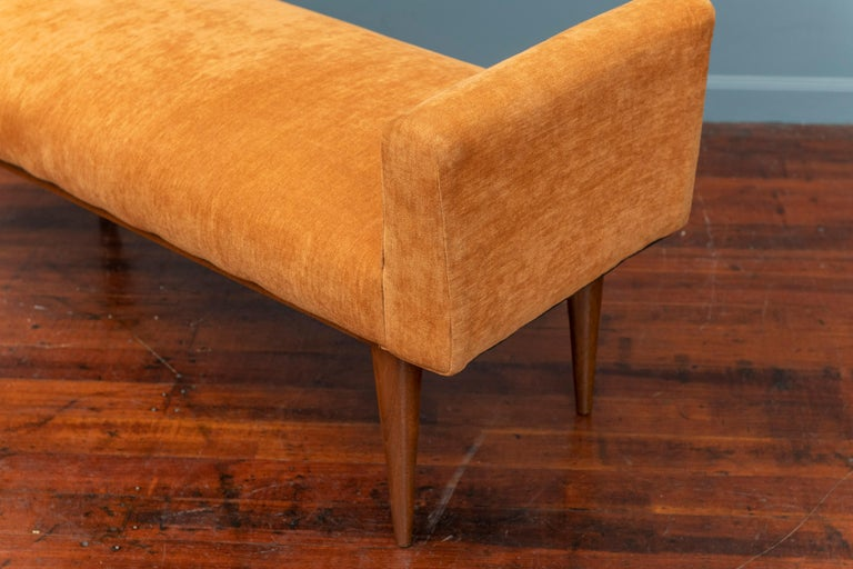American Edward Wormley Bench for Dunbar For Sale
