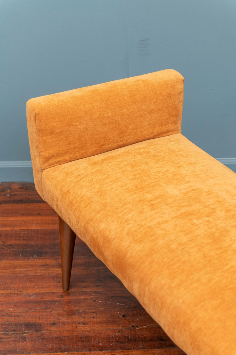 Edward Wormley Bench for Dunbar In Good Condition For Sale In San Francisco, CA