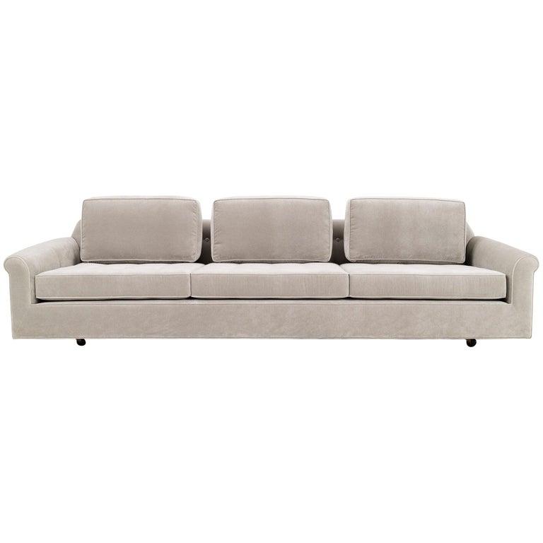 "Edward Wormley ""Big Texan"" Sofa For Sale"