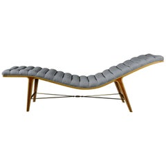 Edward Wormley Chaise Lounge
