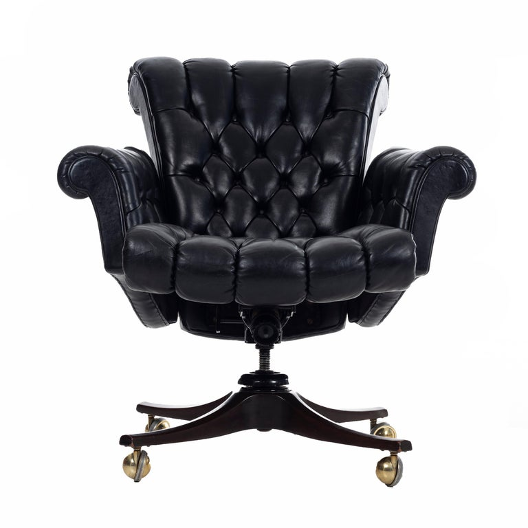 Edward Wormley Desk Chair For Sale