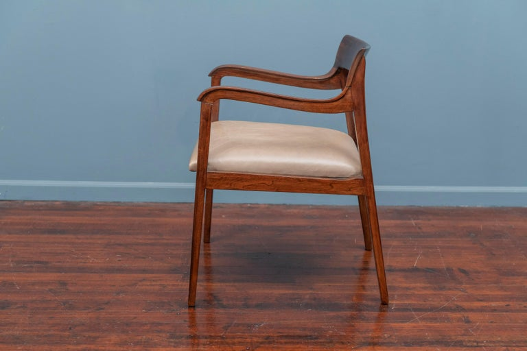 Edward Wormley Desk for Dunbar For Sale 8