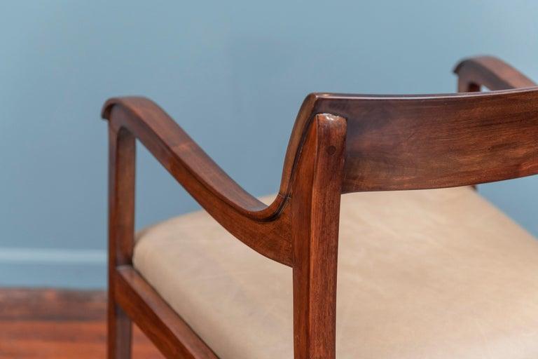Edward Wormley Desk for Dunbar For Sale 10