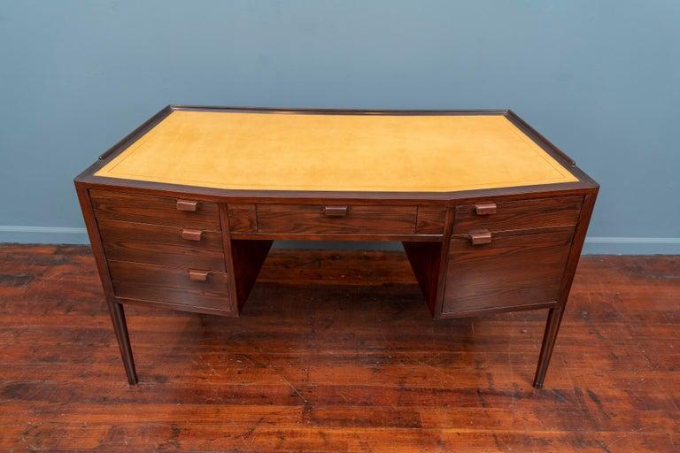American Edward Wormley Desk for Dunbar For Sale
