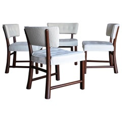 Edward Wormley Dining Chairs for Dunbar, circa 1957
