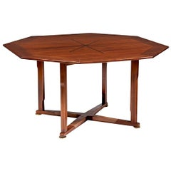 Edward Wormley Dining Table for Dunbar