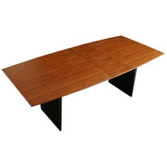 Edward Wormley Dining Table Model 5460 for Dunbar, circa 1954
