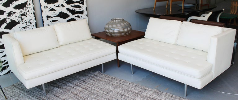 Edward Wormley Dunbar Sofa In Good Condition For Sale In Southampton, NY