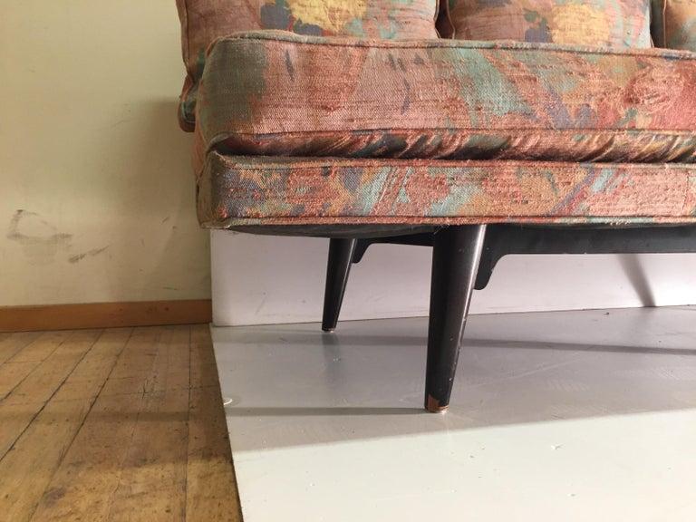 20th Century Edward Wormley Dunbar Sofa For Sale