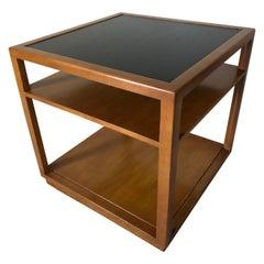 Edward Wormley Dunbar Three-Tier Table, Custom Design Ash Table