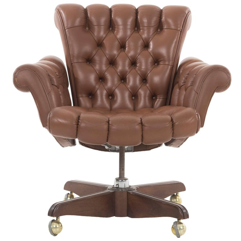 Edward Wormley Executive Office Chair