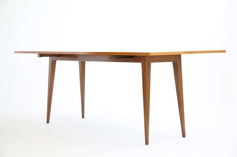 Edward Wormley Flip-Top Console Table For Sale 2