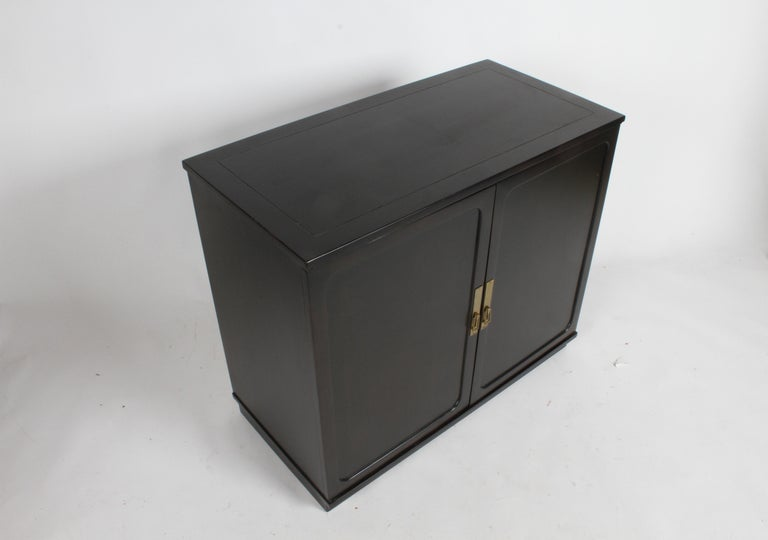 Edward Wormley for Drexel Precedent Collection Cabinet For Sale 1