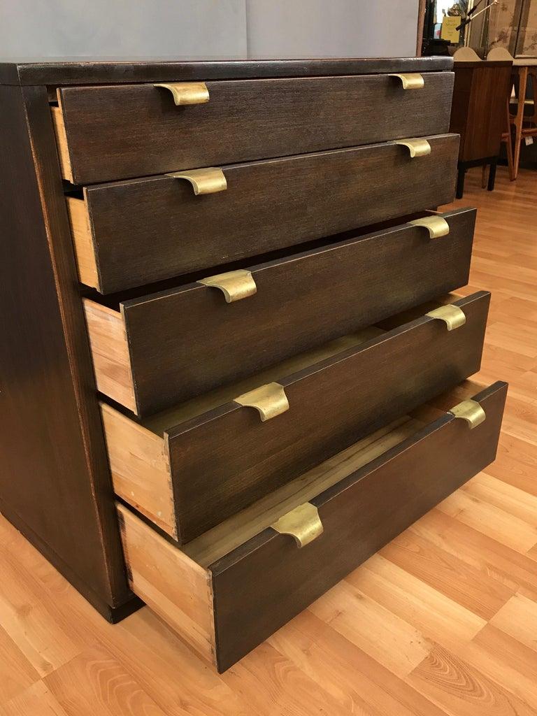 Edward Wormley for Drexel Precedent Collection Five-Drawer Dresser For Sale 3