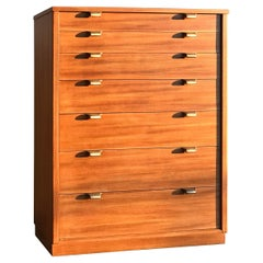 Edward Wormley for Drexel Tall Chest of Drawers