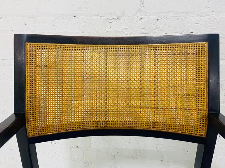 Edward Wormley for Dunbar Armchairs For Sale 3