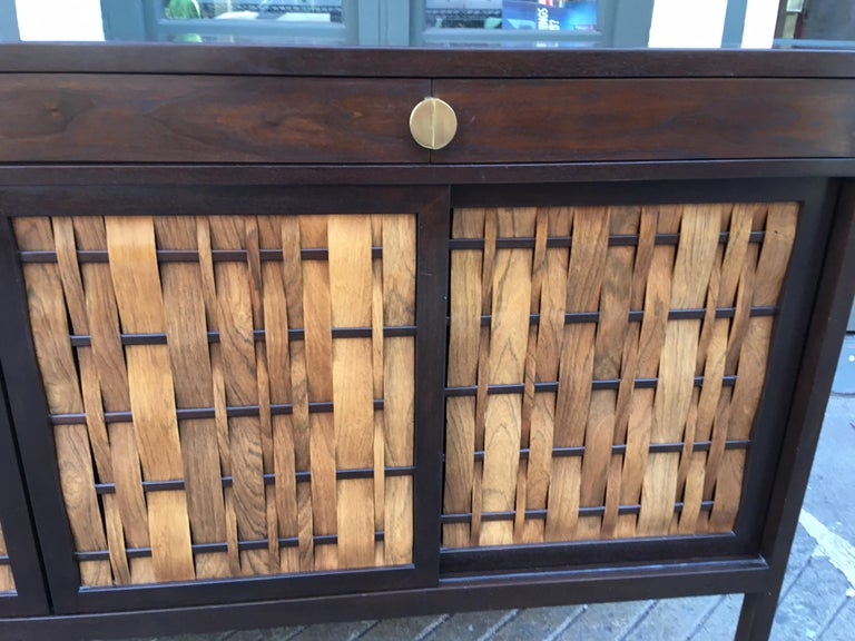 Edward Wormley for Dunbar Buffet or Credenza In Good Condition For Sale In Philadelphia, PA