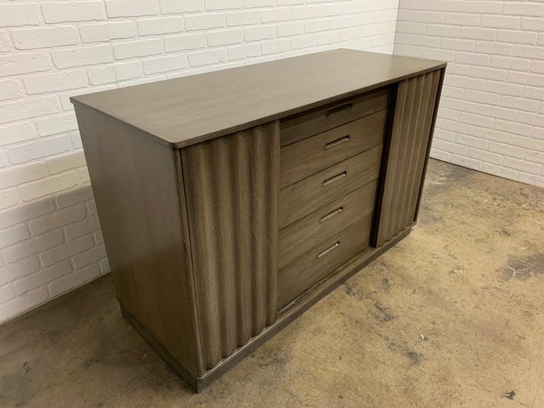 Mahogany Edward Wormley for Dunbar Cabinets For Sale