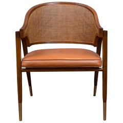 "Edward Wormley for Dunbar ""Captain Armchair"""