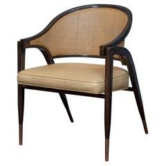 Edward Wormley for Dunbar Captain's Chair Model 5480