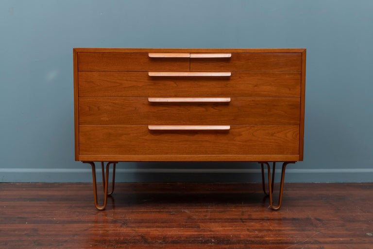 American Edward Wormley for Dunbar Chest of Drawers For Sale