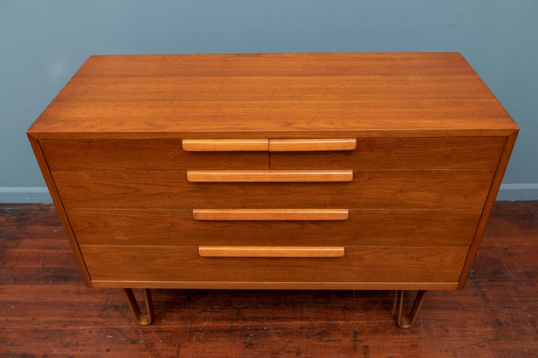 Edward Wormley for Dunbar Chest of Drawers In Good Condition For Sale In San Francisco, CA
