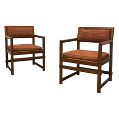 Edward Wormley for Dunbar Club Chairs