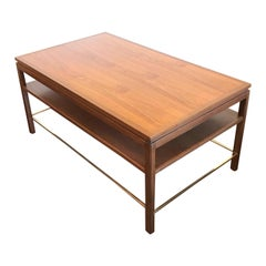 Edward Wormley for Dunbar Cocktail or Oversized End Table