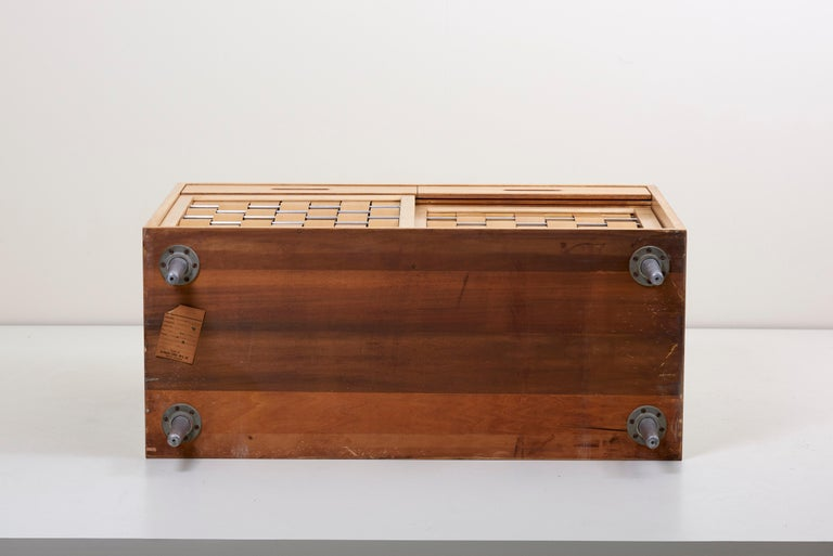 Edward Wormley for Dunbar Credenza signed, US, 1960s For Sale 6
