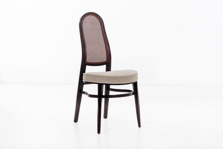 Mid-Century Modern Edward Wormley for Dunbar Dining Chairs For Sale