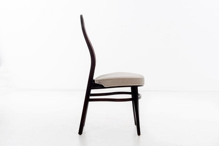 American Edward Wormley for Dunbar Dining Chairs For Sale