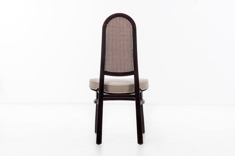 Mid-20th Century Edward Wormley for Dunbar Dining Chairs For Sale