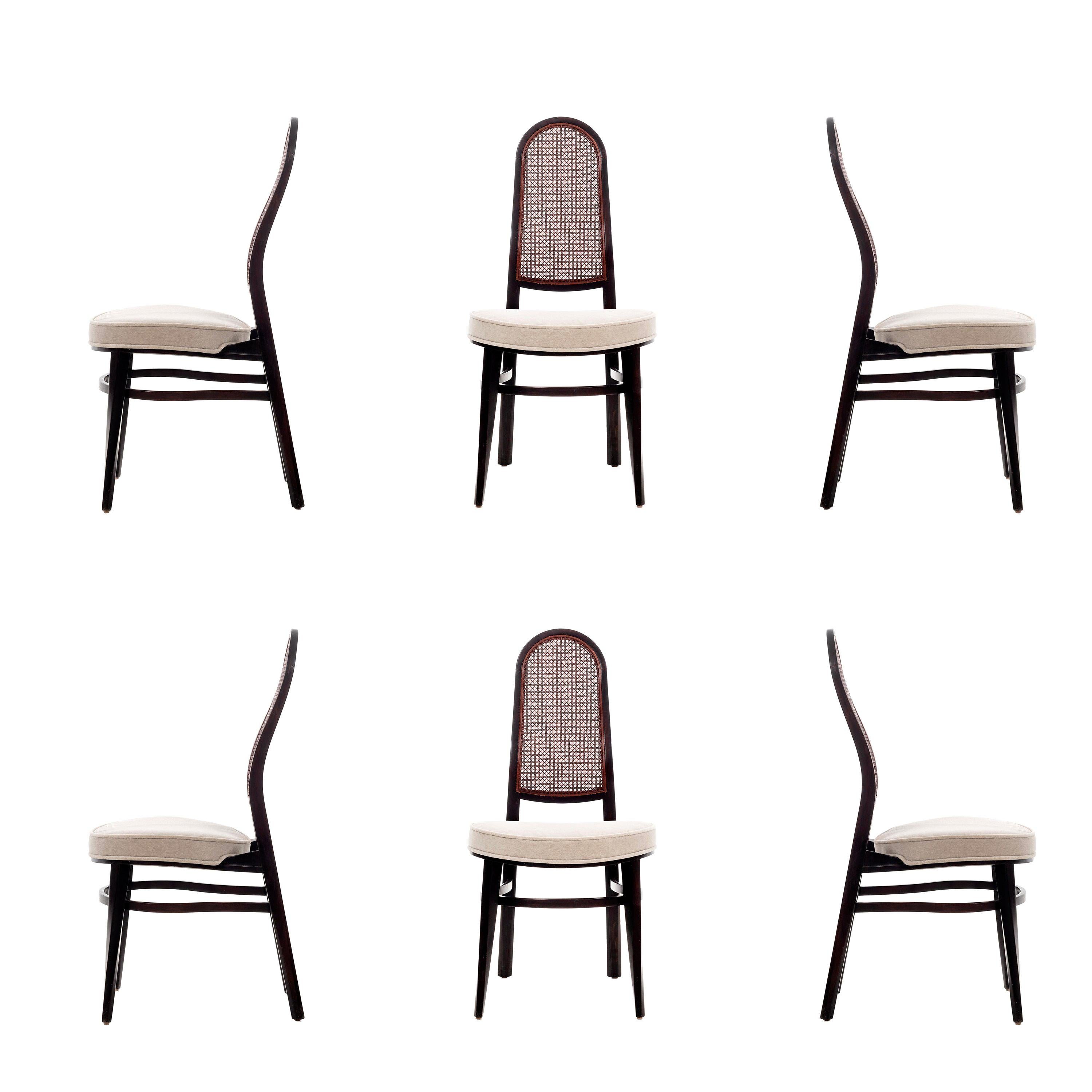 Edward Wormley for Dunbar Dining Chairs