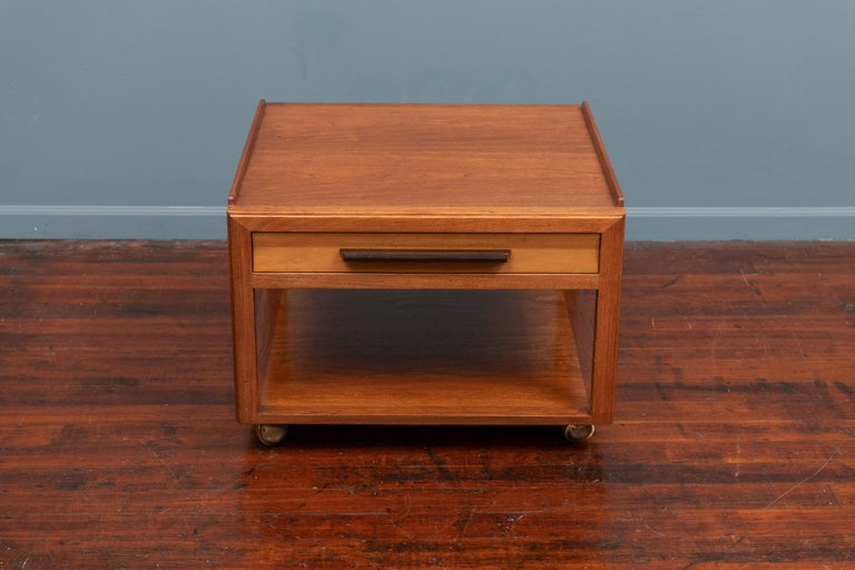 Edward Wormley for Dunbar End Table In Good Condition For Sale In San Francisco, CA