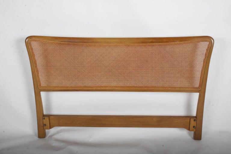 Mid-20th Century Edward Wormley for Dunbar Full Headboard For Sale