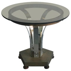 Edward Wormley for Dunbar Large Tulip Lamp Table