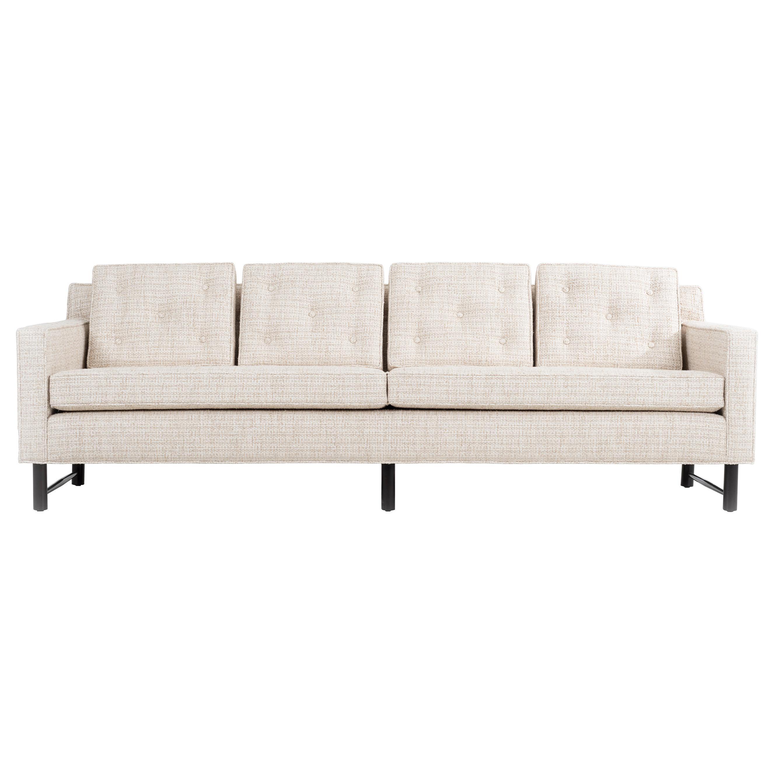 Edward Wormley for Dunbar Loose Cushion Sofa