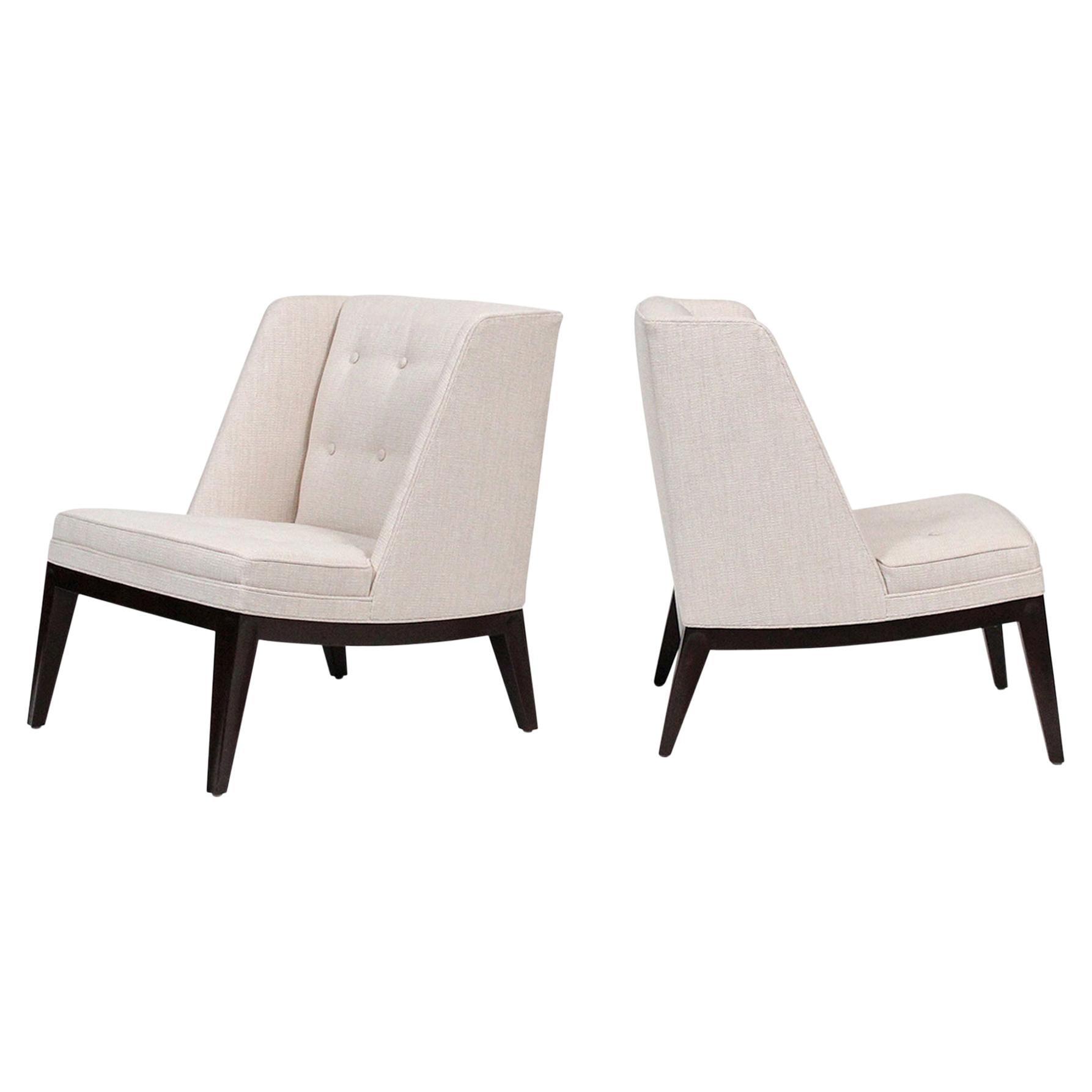 Edward Wormley for Dunbar Lounge Chairs