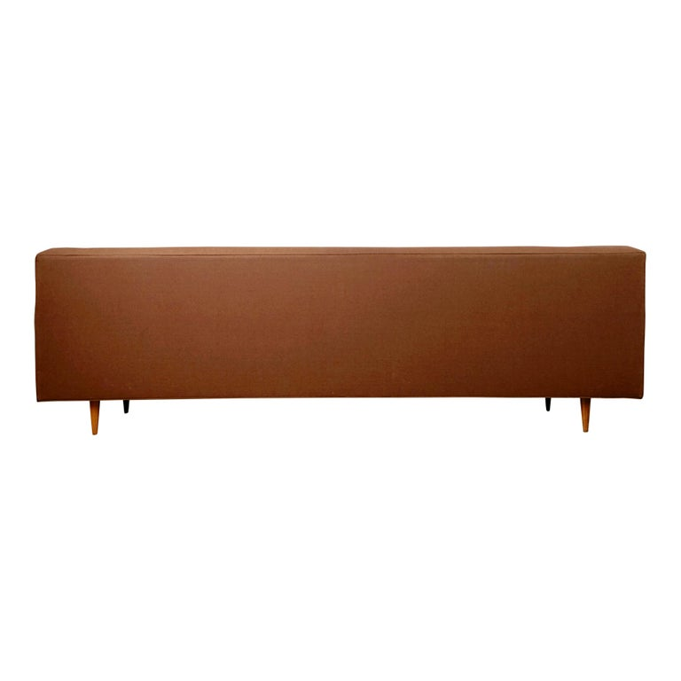 1960s Edward Wormley for Dunbar Mid-Century Modern Sofa, circa 1960 For Sale
