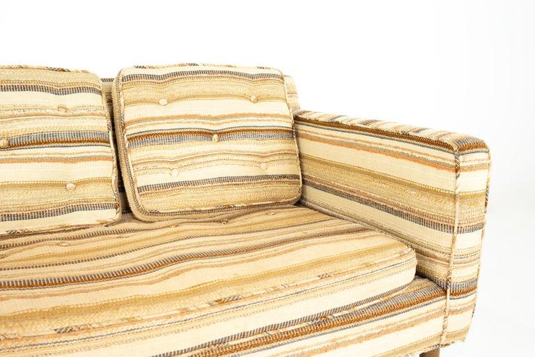 Edward Wormley for Dunbar Mid Century Sofa For Sale 3