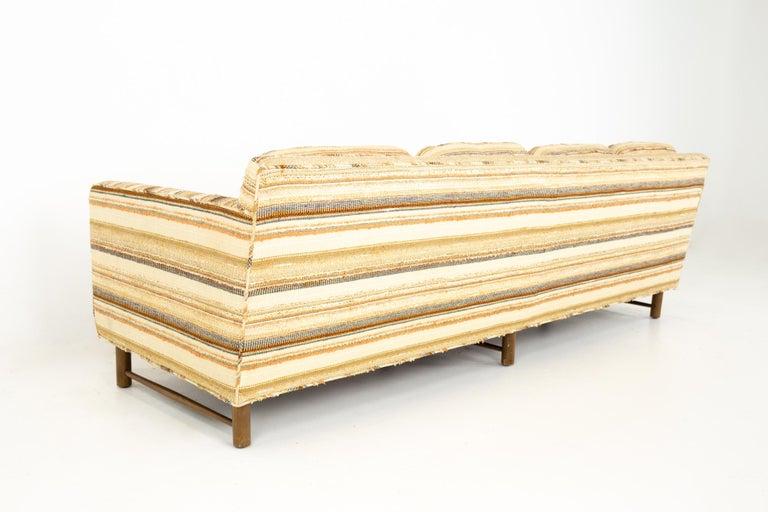 American Edward Wormley for Dunbar Mid Century Sofa For Sale