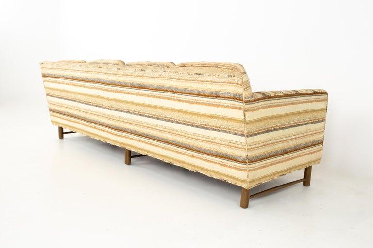 Late 20th Century Edward Wormley for Dunbar Mid Century Sofa For Sale
