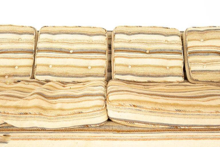 Edward Wormley for Dunbar Mid Century Sofa For Sale 1