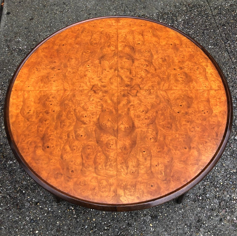 Edward Wormley for Dunbar Occasional Table with Tray For Sale 10