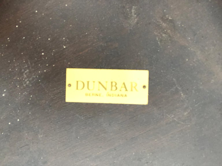 Edward Wormley for Dunbar Occasional Table with Tray For Sale 1