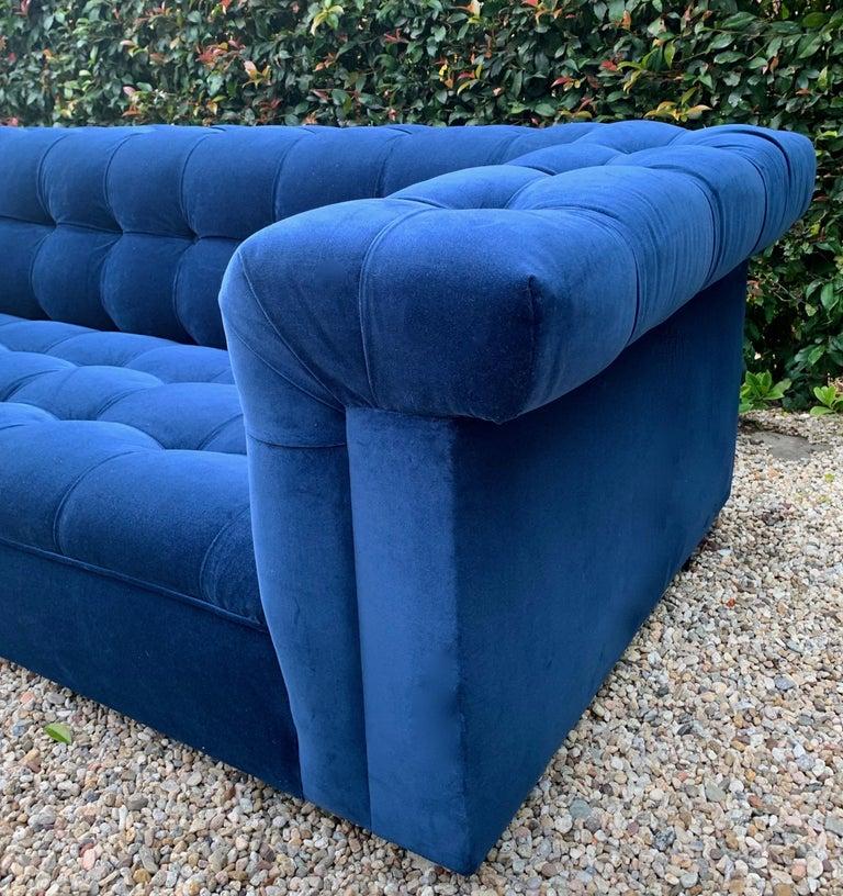 Mid-Century Modern Edward Wormley for Dunbar Party Sofa For Sale