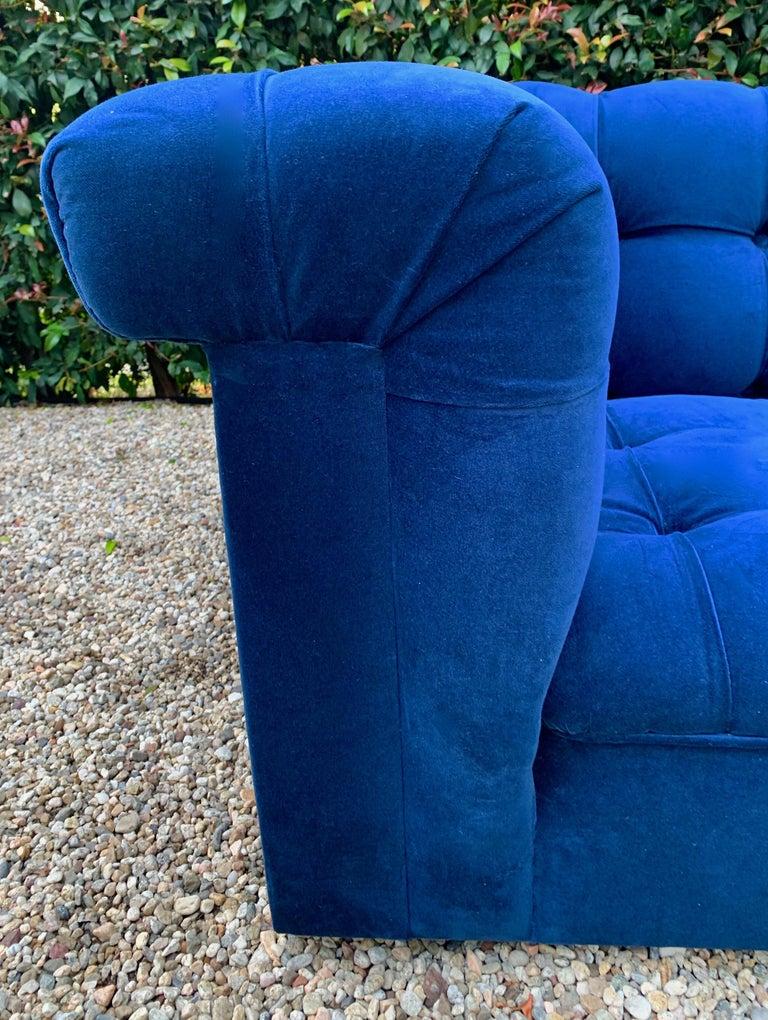 20th Century Edward Wormley for Dunbar Party Sofa For Sale
