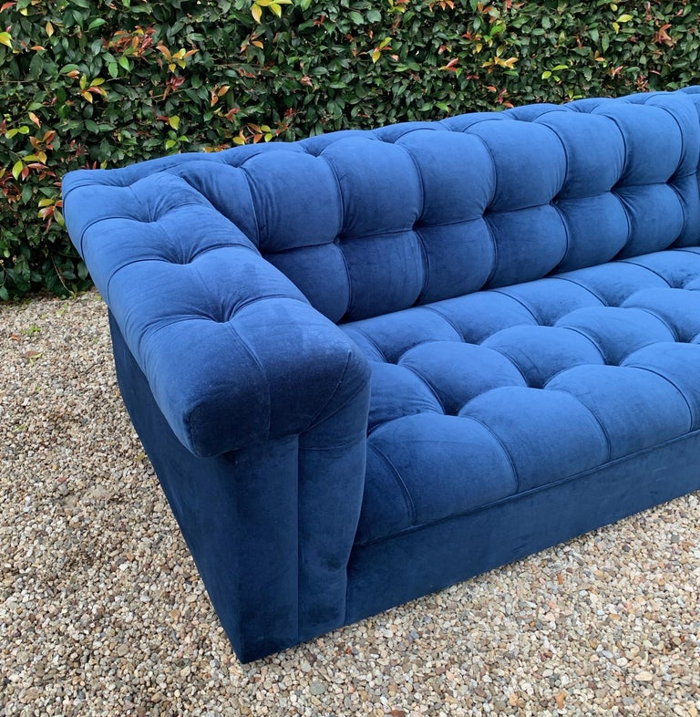 Edward Wormley for Dunbar Party Sofa For Sale 1