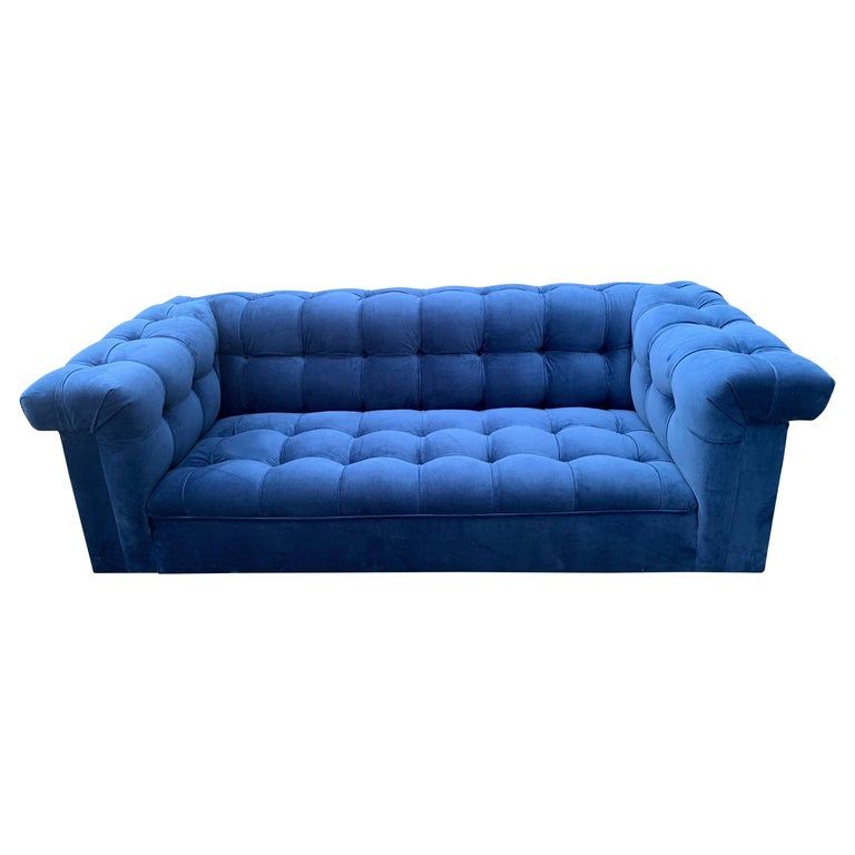Edward Wormley for Dunbar Party Sofa For Sale